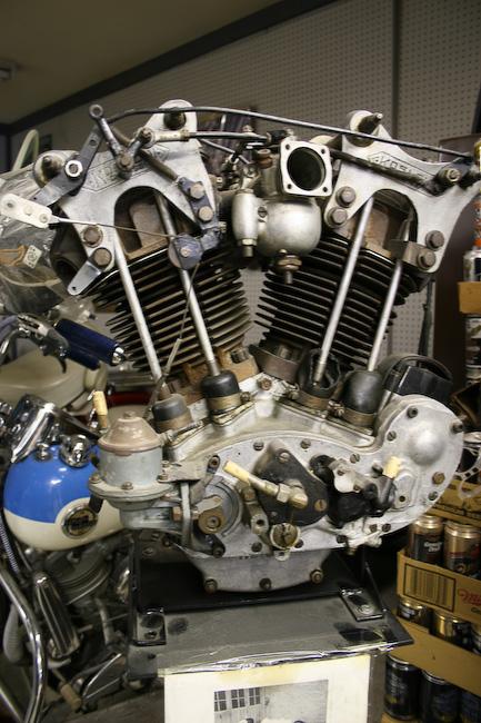 Plates For Sale >> 1936 Koslow Racing Engine | HWC Classics